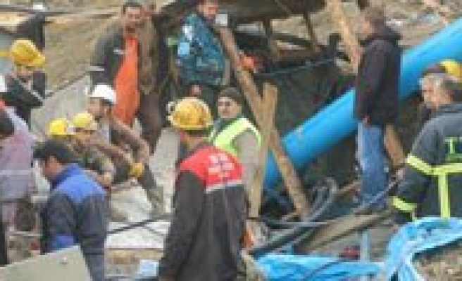 Maden Ocaginda Kurtarma Çalismalari Devam Ediyor