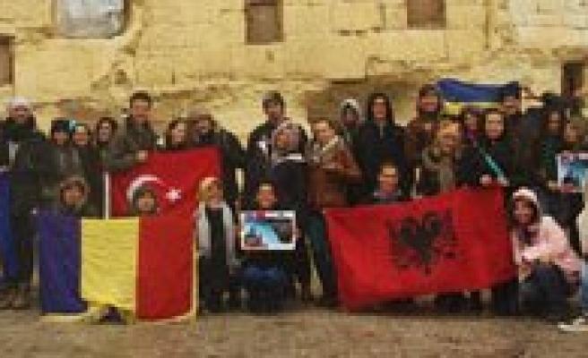 KGM Gençlik Kulübü Ile 6 Avrupa Ülkesi Karaman'da