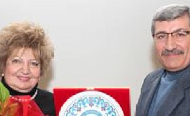 KMÜ'de Türkiye-Azerbaycan Iliskileri Ve Ermeni Meselesi Konusuldu