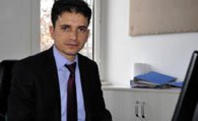 Ismail Dogan, Hizmet Is Karaman Sube Baskanligi'na Adayligini Açikladi