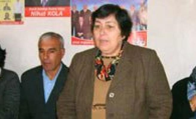 Türkiye'nin Hükümet Kadinlari Karaman'da