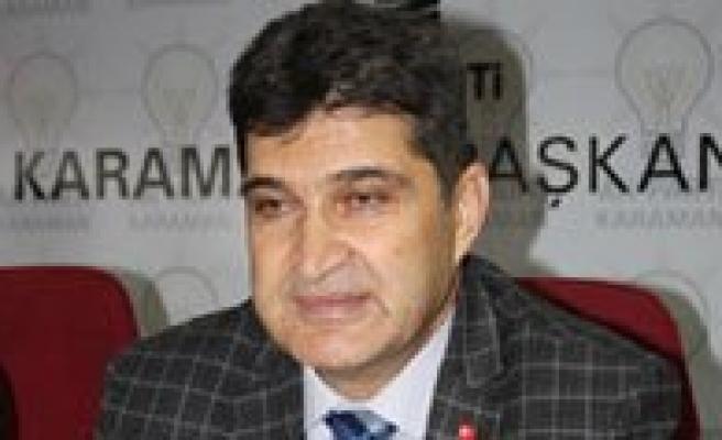 AK Parti'de Il Kongresi Heyecani