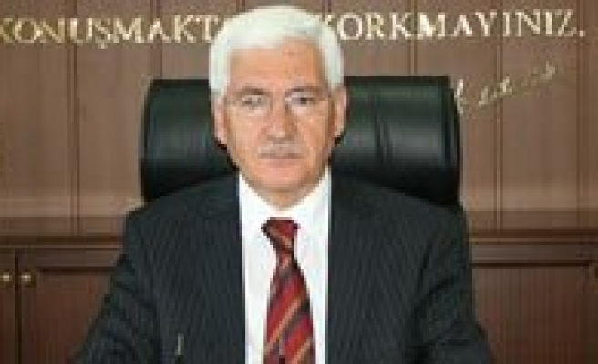 Vali Murat Koca'dan Yeni Yil Mesaji