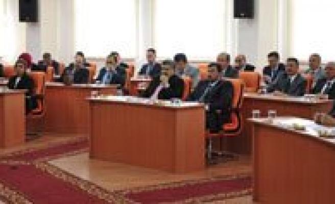 Belediye Meclisi Yilin Ilk Toplantisini 5 Ocak'ta Yapiyor