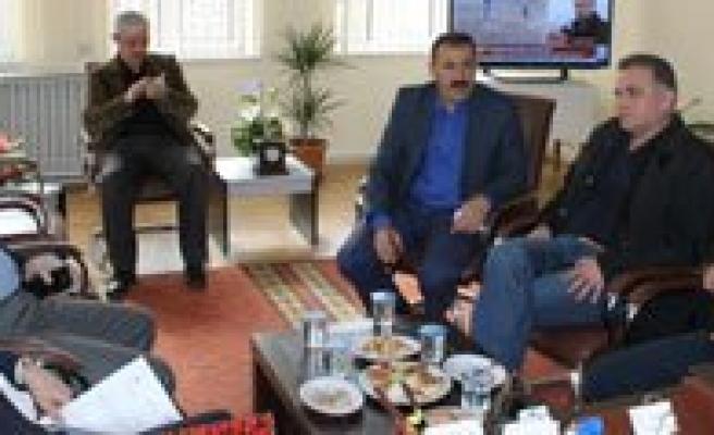 Karaman'da Sporun Gelecegi Konusuldu