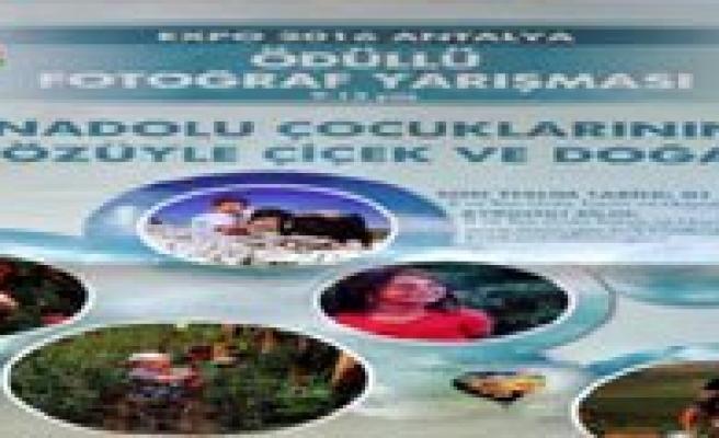Anadolu Çocuklarinin Gözüyle Çiçek Ve Doga Fotograf Yarismasi Düzenlendi