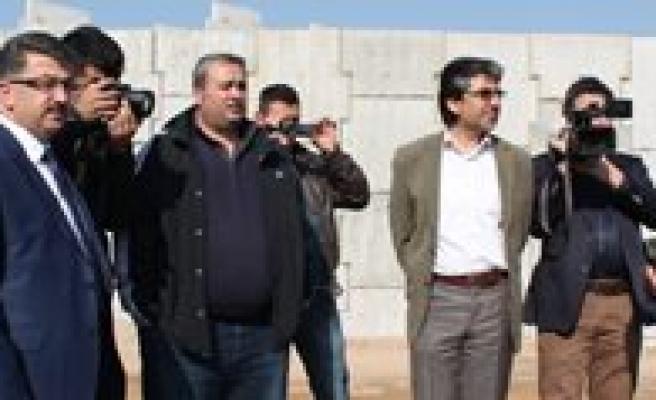 Baskan Çaliskan: Meslegini Ilkeli, Dogru Ve Tarafsiz Yapan Basin Mensuplarimizin Bayrami Kutlu Olsun