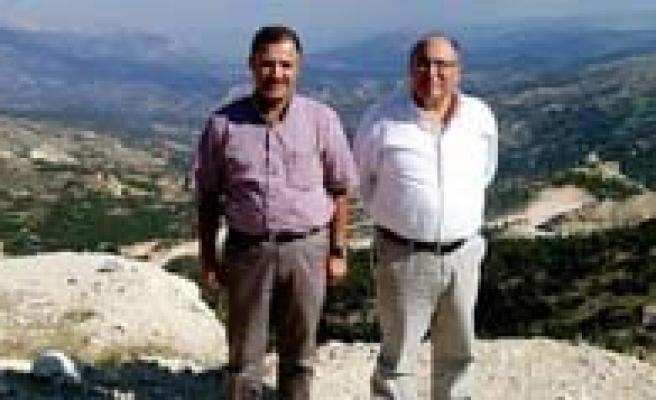 Kültür Bakanligi Müstesari Dursun, Karaman'daki Kültürel Miraslari Inceledi