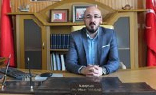 MHP Il Baskani Yilmaz: Partimizin Hakliligi Aci Bir Sekilde Ortaya Çikiyor