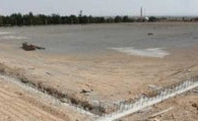 Kilbasan Köyü Sentetik Futbol Sahasina Kavusuyor