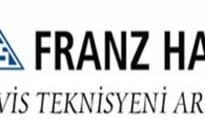 Franz Haas Servis Teknisyeni Ariyor