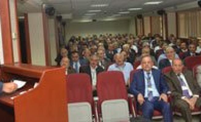 Recep Konuk Pankobirlik Yönetim Kurulu Baskanligina Getirildi