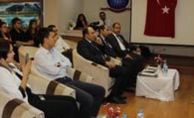 KOP Idaresi'nden Belediyelere Proje Egitimi