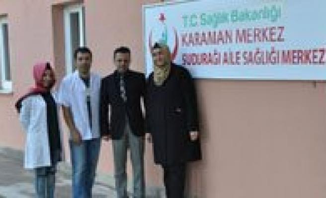 Dr.Ali Riza Altunsoy Suduragi Kasabasinda