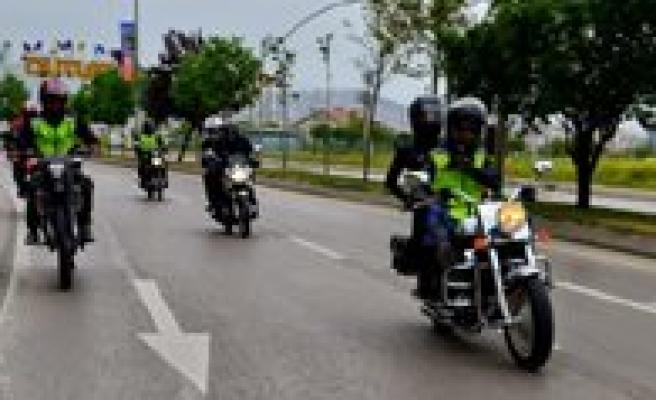 Bin Kisi Basina Düsen Motosiklet Sayisinda Karaman 6. Sirada