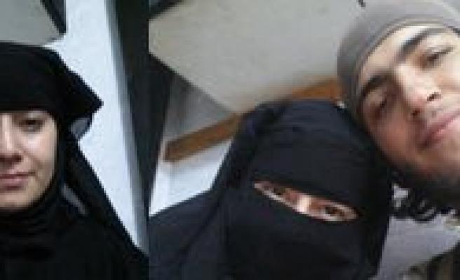 ISID`e Kaçan Karisini Ariyor