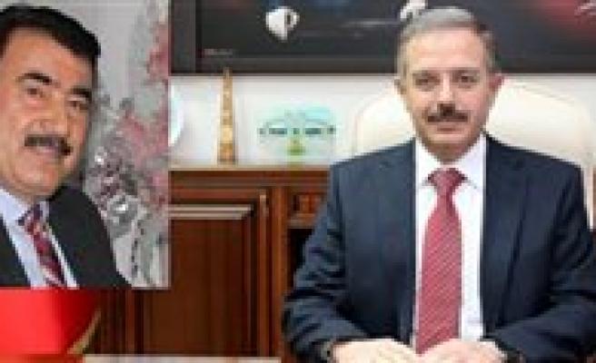 Yasar Evcen: Rektör Gökmen'i Tebrik Ederim