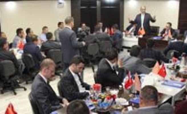 Türkiye'nin Yeni Yol Haritasi MÜSIAD Vizyoner'15 Sektörler Zirvesi'nde Çizilecek