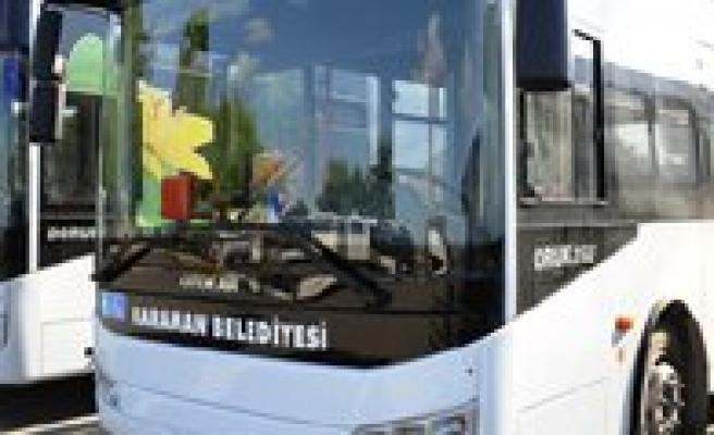 Belediye 65 Otobüs Soförü Alacak
