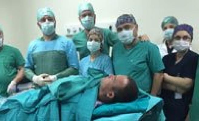 Karaman Devlet Hastanesi Varis Tedavisinde Büyük Merkezlerle Yarisiyor