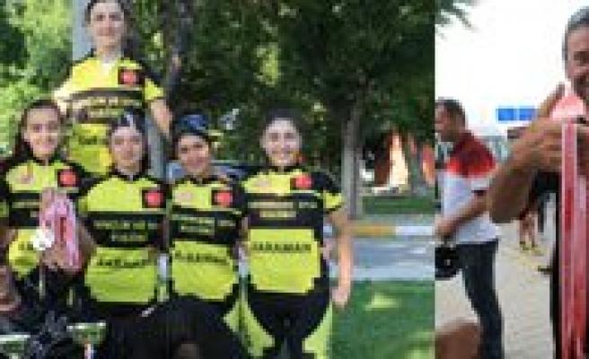 Ünlü, Bayan Bisiklet Milli Takim Antrenörlügüne Getirildi