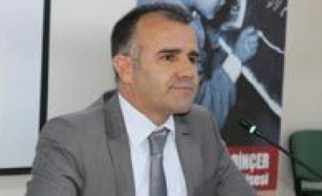 Il Milli Egitim Müdürü Asim Sultanoglu'nun Aci Günü