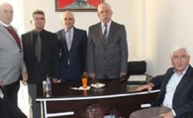 Karaman'da Polis Emeklilerini Destekleme Dernegi Açildi