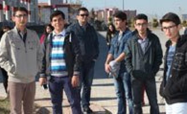 Mut Osman Nuri Yalman Anadolu Lisesi KMÜ'de