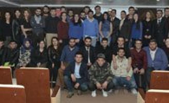 KMÜ'de Proje Yazma Egitimi Verildi
