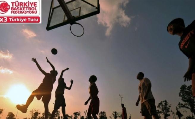 3X3 Basketbol Kayıtları Başladı