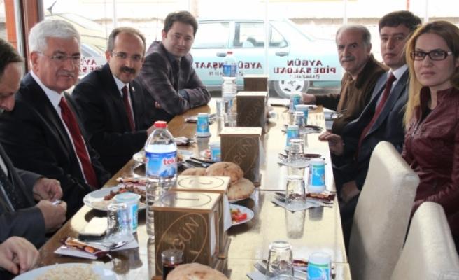 Cevahir Telekom, Şehit Ailelerini Ağırladı