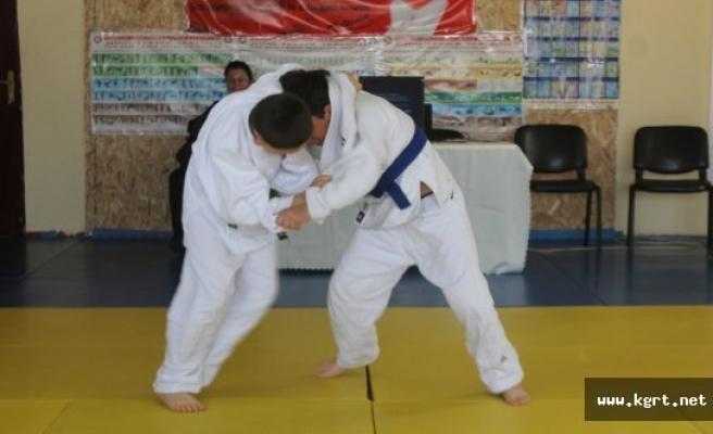 Küçükler Judo İl Birinciliği Müsabakaları Sona Erdi