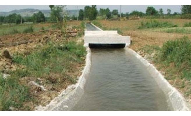 2 Mayıs'ta Baraj'dan Kanallara Su Verilecek