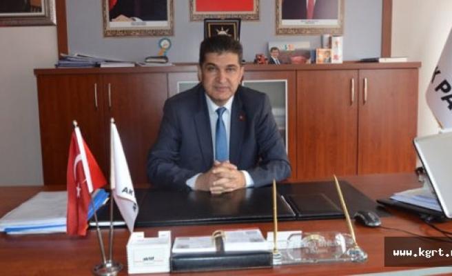 """AK Parti İl Başkanı Ünlü: """"Sürecin Sonuna Kadar Takipçisiyiz"""""""