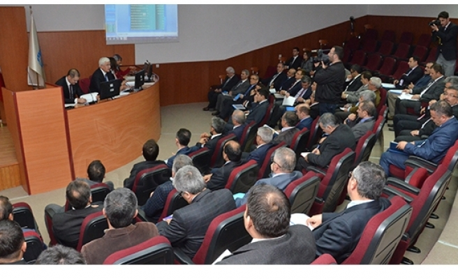 İl Koordinasyon Kurulu Toplantısı 26 Nisan'da