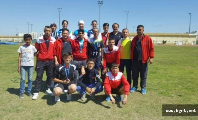 İşitme Engelli Sporcular Karaman'ın Gururu Oldu