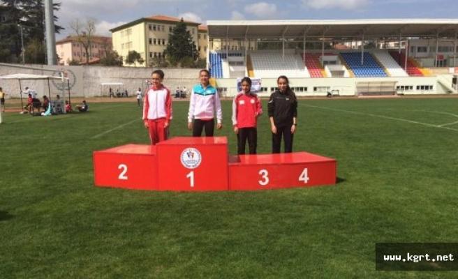 Karaman Atletizm Takımı Final Biletini Kaptı