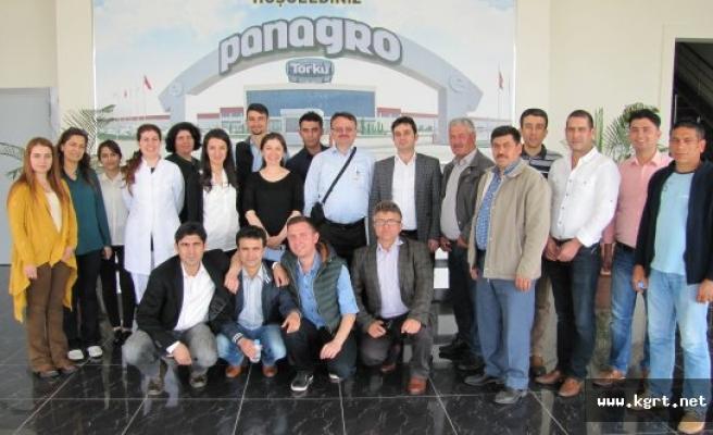 Karaman Süt Üretim Grubu Konya'ya HACCP Teknik Gezisi Yaptı