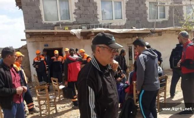 KARDOF, 6 Yaşındaki Kayıp Yasin'i Aradı