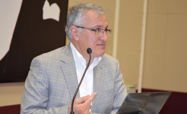 Prof. Dr. Turan Karataş'tan Söğüt Dalındaki Su Hikâyesi