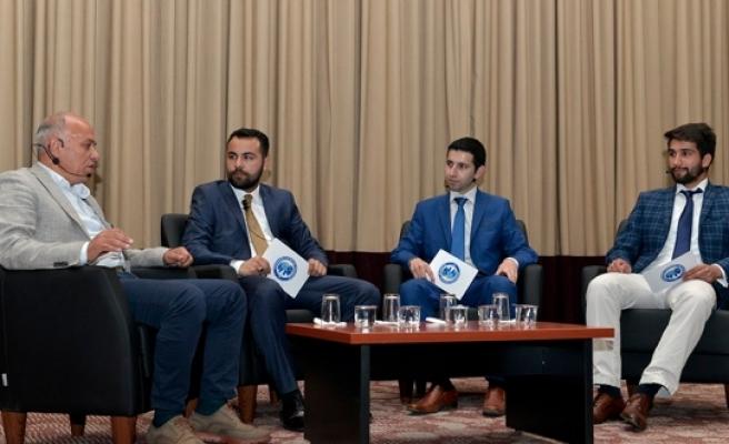 Başkan Çalışkan KMÜ'de Öğrencilerle Buluştu
