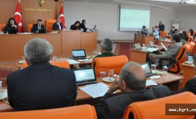 Belediye Meclis 1 Haziran'da Toplanıyor