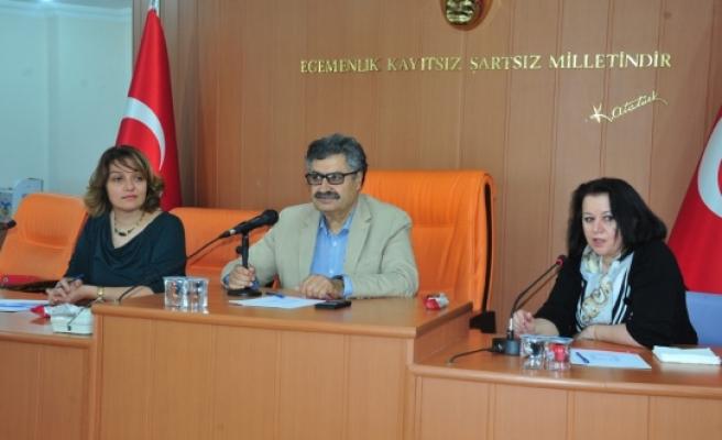 Erkonukseven, Kent Konseyi Kadın Meclisi Üyeleriyle Buluştu