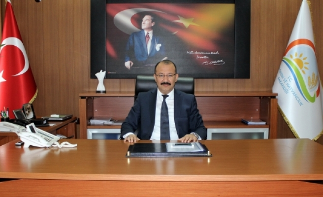 Görevlendirme İle Tarım Müdürlüğü'ne Atama Yapıldı