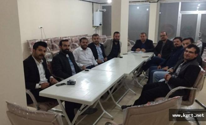 Karaman Beşiktaşlılar Derneği Kuruldu