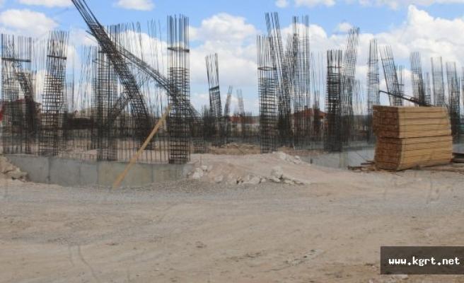Karaman'da Spor Yatırımları Devam Ediyor
