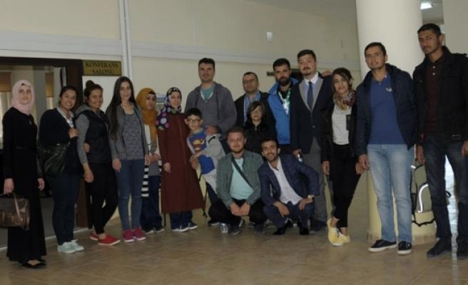 KMÜ KKMYO Öğrencilerinden Nevşehir'de Seminer Ve Sergi