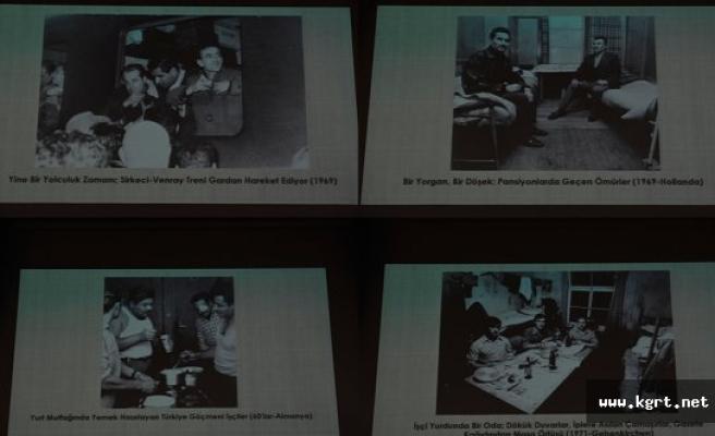 KMÜ'de Avrupa'daki Âşıklık Geleneği Anlatıldı