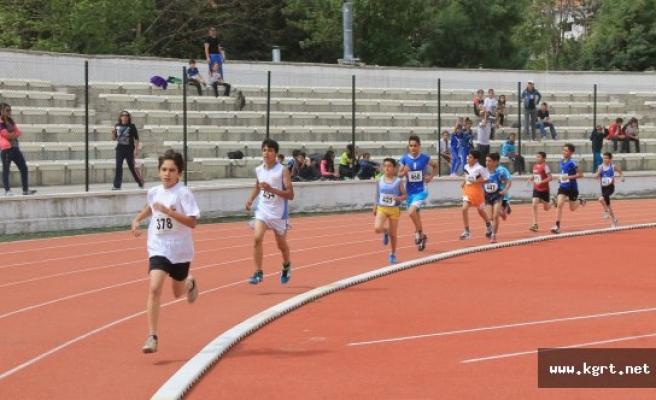 Turkcell Küçükler Atletizm Festivali Nefes Kesti