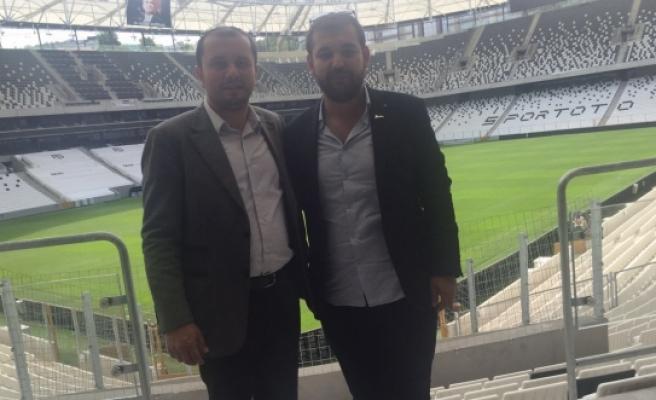 Beşiktaşlılar Derneği Resmi Kuruluş Başvurusunu Yaptı